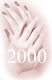 beautiful nails 2000